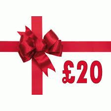 £20.00 Gift Voucher.