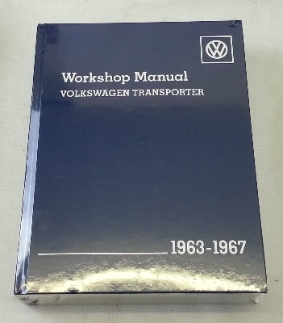 Official Workshop Manual 63-67