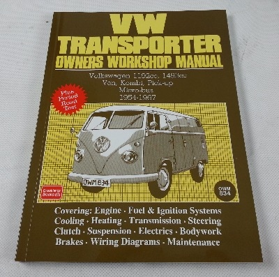 Owners Workshop Manual 54-67