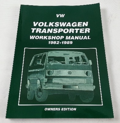 Owners Workshop Manual 82-89