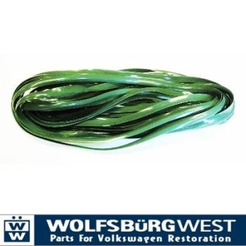 Deluxe Trim Insert, Velvet Green, Best Quality 55-67.   N60310VG