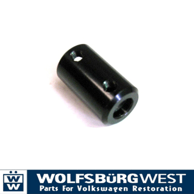 Gear Rod Coupler, Front to Rear ->62.    111-711-169
