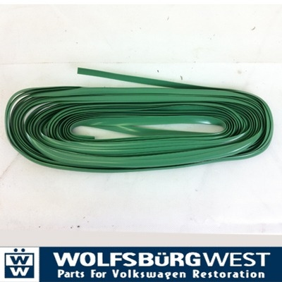 Deluxe Trim Insert Turkish Green 55-67.   N60310TG