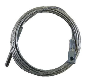 Clutch Cable RHD 55-67.     214-721-335A