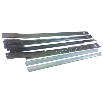 Baywindow 6 Piece Sill Kit 68-79 RHD SCH802R