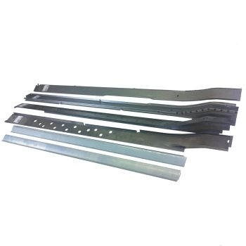Baywindow 6 Piece Sill Kit 68-79 LHD SCH802L