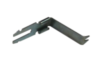 Front Door Top Divider Bar Clip ->67.   211-837-455