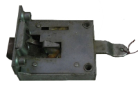 Cab Door Mechanism Passenger side 55-60. Genuine VW  211-837-016B