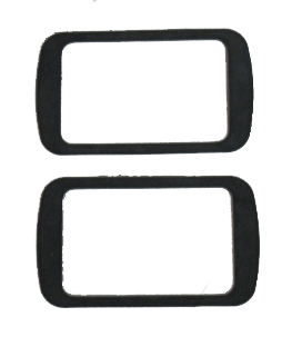 Front Door Handle Gasket (Pair) ->63.   111-837-211
