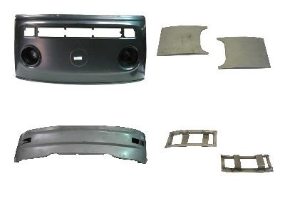 68-72 DIY front panel kit 211805035D