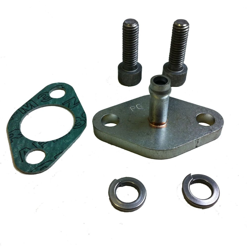 Flange, Water Pipe 86-92.   025-121-160D