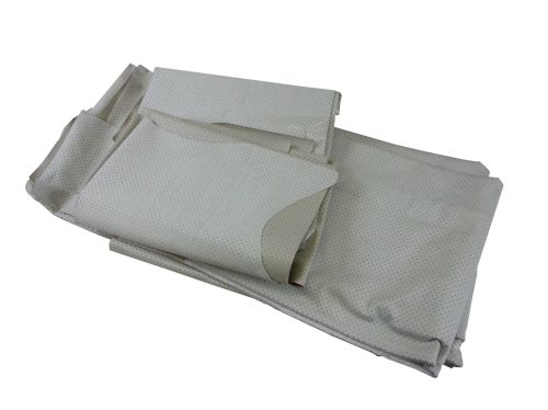 Headliner, Sunroof Bus, Off White Perforated Vinyl 64-67. 241-867-499AOW