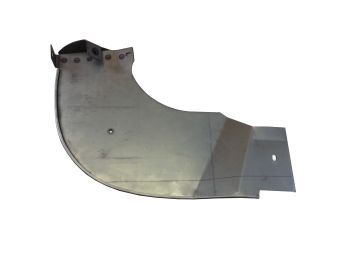 Rear Bumper Splash Pan, Left 68-71.    211-707-365D