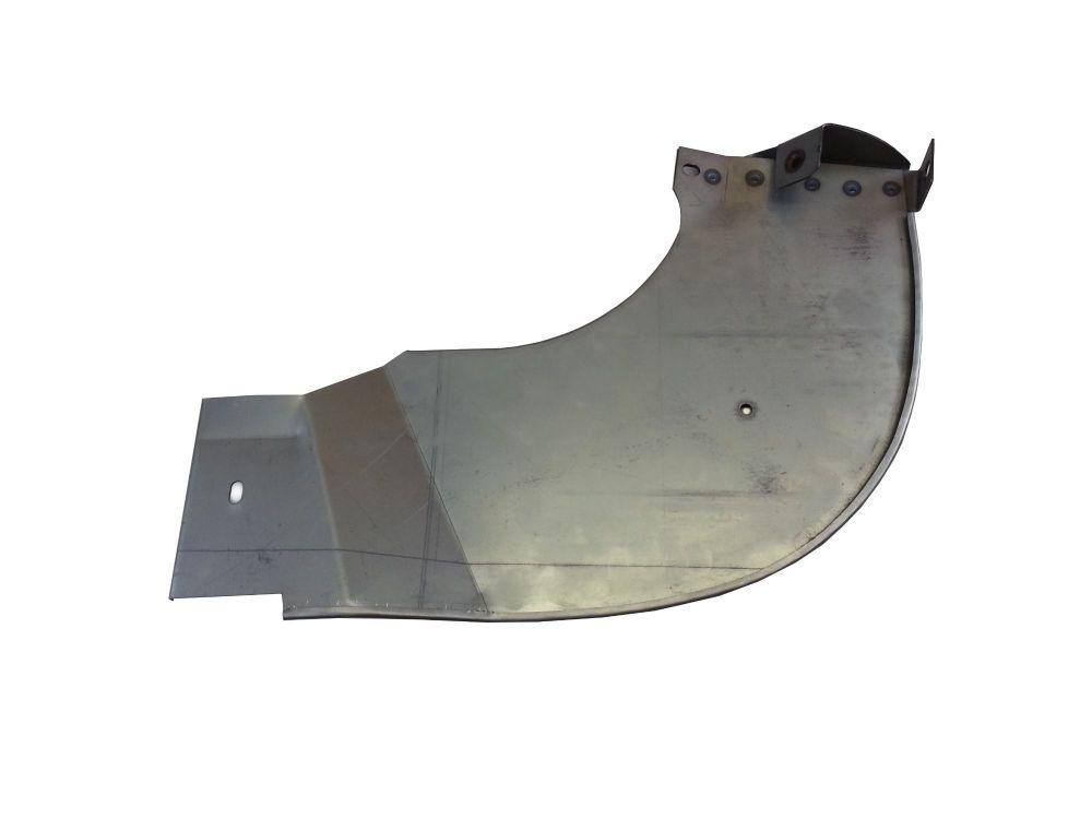 Rear Bumper Splash Pan, Right 68-71.   211-707-366D