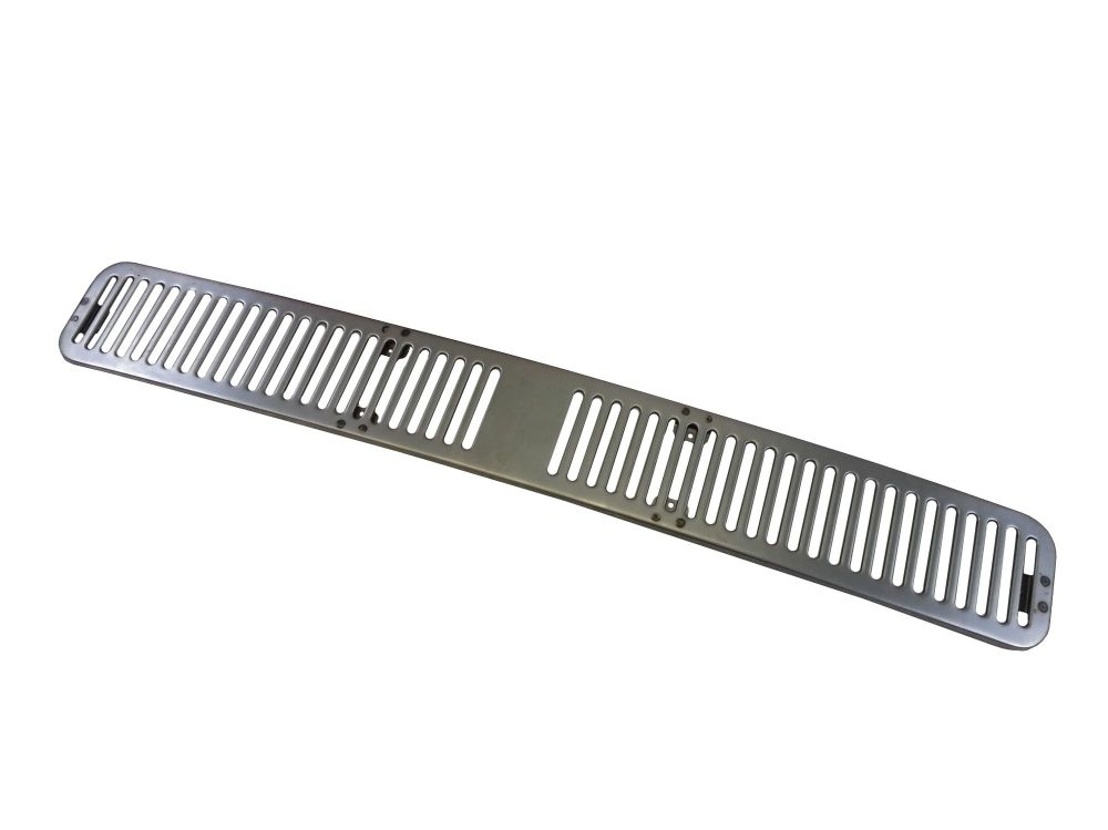 Front Grille, Top Quality 68-72.  211-259-161