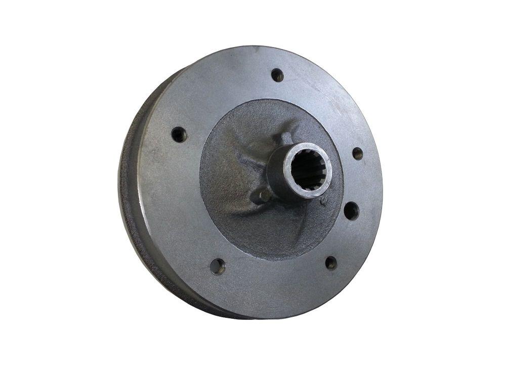 Rear Brake Drum 8/67-70.   211-501-615G
