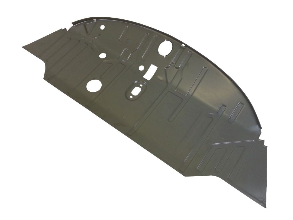 Complete Cab Floor LHD, we can convert to RHD 59-67.   211-801-051D