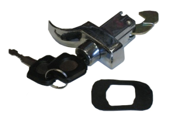 Engine Lid Lock 66-67.   113-827-503F