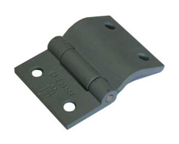 Engine Lid Hinge, Top Quality 55-75.   261-829-551