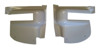 Tailgate Hinge Covers (Pair) 63-67.   211-867-529