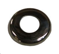 Inner Door Handle Collar Chrome ->64.   111-837-235