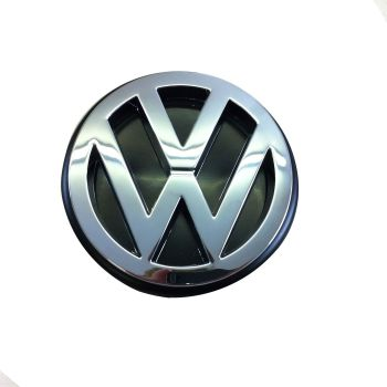 Rear Tailgate Badge, Genuine VW T2/T25/T4.   251-853-601B