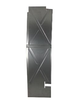 Underfloor Plate Left 50-59.   215-703-705A