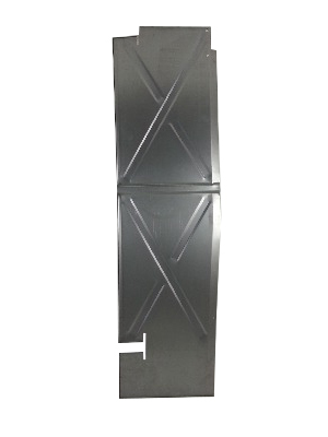 Underfloor Plate Right 50-59.   215-703-706A
