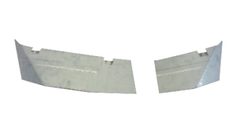 Front Panel Inner Windscreen Corner Repair Panels Left & Right 68-79.   211-805-135A