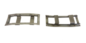 Lower Indicator Brackets, Pair 68-72.   211-805-031L