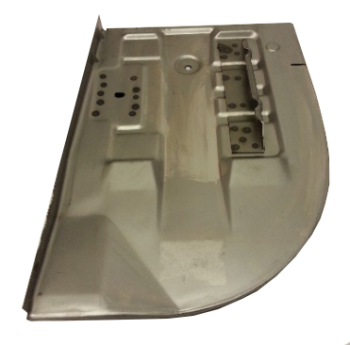Battery Tray Right 68-71 Top Quality.    211-813-162NRB