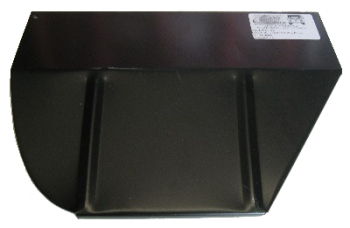 Rear Wheel Arch Tub Closing Panel, Right 68-70.   211-801-564E