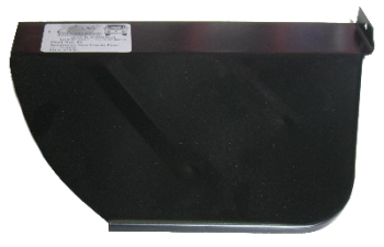 Rear Wheel Arch Tub Closing Panel, Right 72-79.   211-801-564