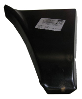 Rear of Rear Wheel Arch Left 72-79.   211-809-529B