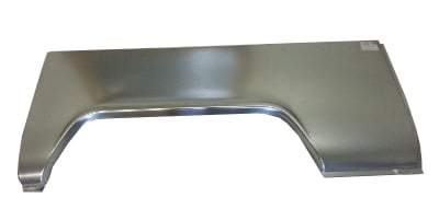 Rear Wheel Arch Right 72-79.   211-809-168D