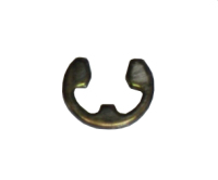 Accelerator Pin/Speedo Cable Circlip 55-79.   N12-434-1