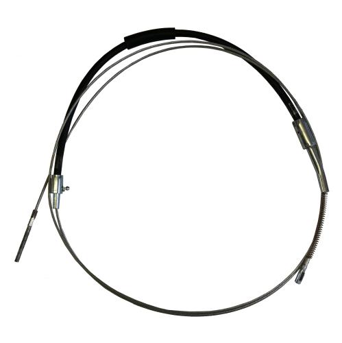 Handbrake Cable 3/55 - Mid 59 211-609-701B