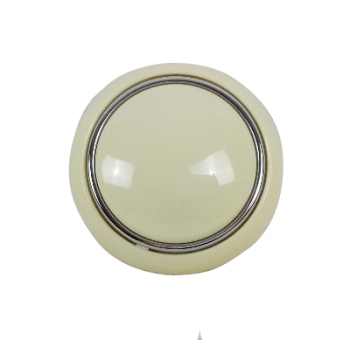 Steering Wheel Horn Push, Ivory 55-67.   211-415-669I