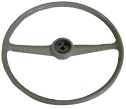 Steering Wheel, Grey 55-67.   211-415-655G