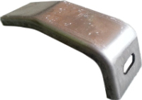 Front Bumper Step Bracket 50-67.    211-707-292