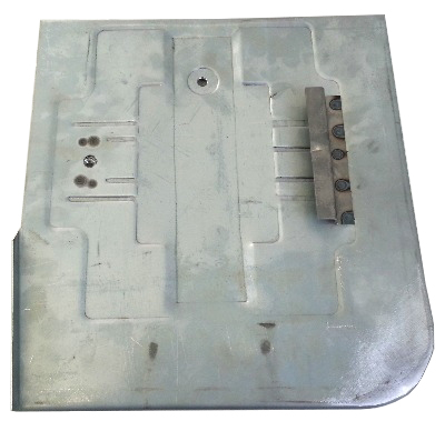 12volt Battery Tray Pick-up Right ->67.   261-813-164A