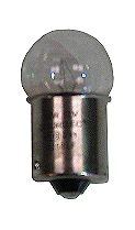 6v Number Plate Light Bulb.   N-177-181