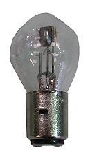 6v Headlight Bulb ->60.    N-177-011