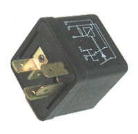 5-Pin Headlight Relay 12 Volt.   111-941-583AC