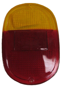 Rear Light Lens 62-71.   211-945-241D