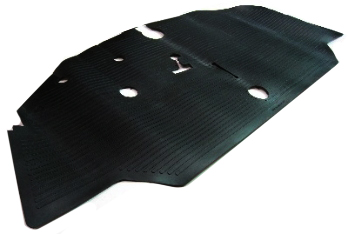 Cab Floor Mat LHD, Top Quality Wolfsburg West 59-67.   211-863-711E