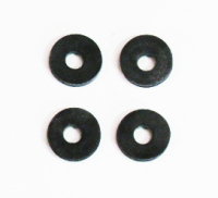Front Badge Rubber Bungs Set of 4. 55-67.   211-857-611A