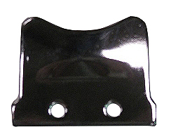 Quarter Light Catch Plate ->67.   211-837-635A