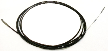 Heater cable - right 1700cc - 2.0L 8/72-79 RHD (4405mm) 214-711-630N