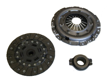 Clutch Kit 200mm 70-76 1600cc.   311-198-141A